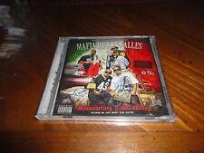 Chicano Rap CD Mafia de las Kalles - Malandrinez Y Malandroz - Mr. Yosie Mousy