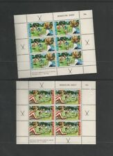 Business, Industry, Careers Decimal Pacific Stamps