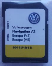 Carte navigation AT Volkswagen V5 5GO 919 866 N