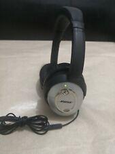 Bose QC15 Acoustic Noise Cancelling Headphones