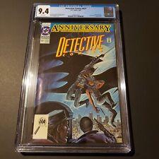 Detective Comic #627 CGC 9.4   Anniversary Issue   DC Comics 1991 ⭐️⭐️⭐️