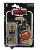 New Kenner Hasbro Star Wars Retro Collection Boba Fett Toy Action Figure