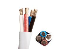 Supra Cables Quadrax Lautsprecherkabel, Meterware