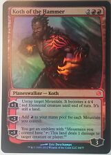 Koth du Marteau PREMIUM / FOIL PROMO - Koth of the Hammer Duel Deck - Magic Mtg