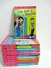 Lot of 12 A Candy Apple Book Series Chapter FREE SHIP RL 4 Ages 8-12