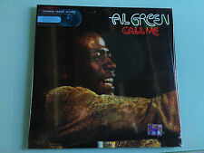 LP  180g Virgin Vinyl Pure Analogue Audiophile SEALED  Al Green ‎– Call Me