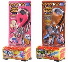 NEW Takara Tomy Snack world Jara holder Mayone & Chap ver. 2 Sets from Japan F/S