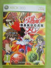 BAKUGAN BATTLE BRAWLERS - Jeu complet pour X Box 360