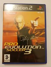 Pro Evolution Soccer 3 ps2 pal España y completo