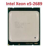 Intel Xeon E5-2689 2.6 GHz 8 Core 16 Threads LGA 2011 CPU Processor