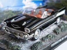 James Bond CHEVROLET BEL AIR AUTO DR NO Nuovo di zecca Boxed modello
