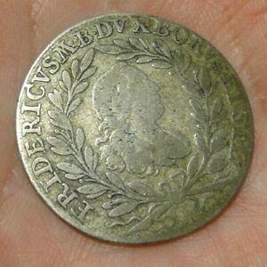 Brandenburg Bayreuth 20 Kreuzer 1764 - MONETA TEDESCA GERMAN COIN