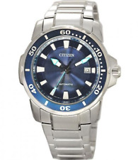 OROLOGIO CITIZEN SPORT BLUE AUTOMATIC