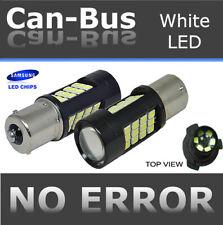 Samsung Canbus LED 1156 42W Projector lense White Xenon Brake Light Bulbs B506
