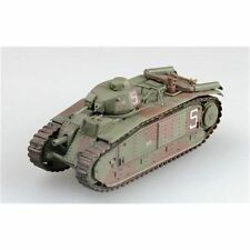 Véhicules militaires miniatures multicolores 1:72