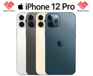 NEW*  Apple iPhone 12 Pro 256GB | Unlocked Verizon AT&T T-Mobile | All Colors!