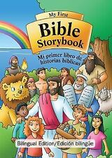 My First Bible Storybook/Mi Primer Libro de Historias Biblicas Spanish Edition