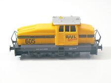 Märklin H0 aus 29184, Industrie Rangier Diesellok gelb, digital, mfx, neu