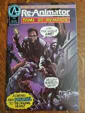 Re-Animator Dawn of the Re-Animator (1992) #1 - Fine