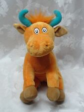 Retired Dr Seuss Suess Cow Mr Brown Can Moo Can You ? Stuffed Plush Animal Kohls