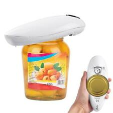 Electric Automatic Cordless Handsfree Can Jar Tin Opener One Touch Open Tool de