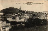 CPA Chatel-Guyon Vue Generale de la Vieille Ville et du Calvaire (720557)