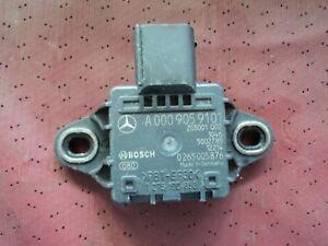 New OEM Mercedes E classe W207 E250 S550 Yaw Rate Acceleration Sensor