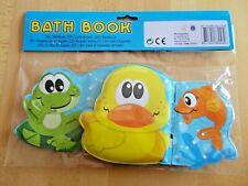 Baby Badebuch > Wasserspielzeug > Entchen & Co. > große Motive schön bunt :) NEU