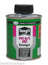Tangit PVC-U/C/ABS Reiniger 125 ml Reinigungsmittel für Klebeverbindungen
