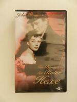 VHS Video Kassette Im Banne der Roten Hexe John Wayne Gail Russell