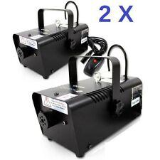 2 PZ. MACCHINA DEL FUMO PROFESSIONALE 500W CON TELECOMANDO art CP160436