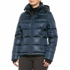 Crystal by Skea Trois  Down Ski Jacket Navy Size Xtra Large New With Tags PUFFER