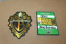 Jonas Brothers - 2 x Backstage Pass - Lot # 6 - FREE SHIPPING -