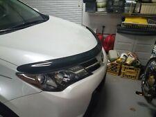AVS 20055 Carflector Hood Shield Bug Deflector 2013-2018 Toyota Rav4 Smoke