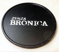 Zenza Bronica Screw in 77mm Front Lens Cap Cover  Metal  6X6 medium format GS-1