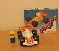 Vintage Planitoi  Race CarBoxed No 102 Vintage Made in Portugal