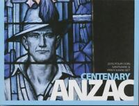 2015 ANZAC Mintmark CBMS Coin on Card