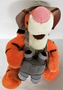 """Disney Safari Tigger Plush Animal Kingdom Disney World 11"""""""