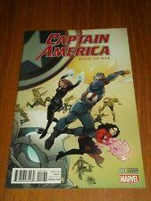CAPTAIN AMERICA ROAD TO WAR #1 MARVEL COMICS VARIANT 2