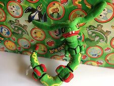 Pokemon Center Plush Rayquaza Pokedoll 2008 Poke Doll legit stuffed doll figure