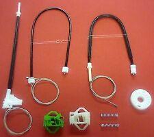 SKODA Octavia window winder regulator cables & clips / Front right S863