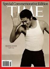Time Magazine Commemorative Issue MICHAEL JACKSON mint