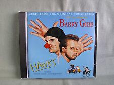 Hawks- OST by Barry Gibb- POLYDOR 1988 NEU RAR