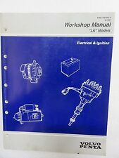 "1997 Volvo Penta ""LK"" Model Electrical Ignition Service Manual 7797362"
