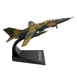 Alloy Diecast 1:144 Scale Aardvark F-111 Aircraft Airplane Model with Stand