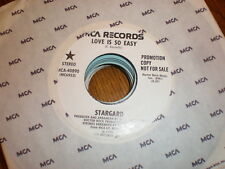 Stargard 45 Love Is So Easy MCA PROMO