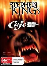 CUJO - DEE WALLACE DANIEL HUGH KELLY STEPHEN KING HORROR NEW DVD MOVIE SEALED