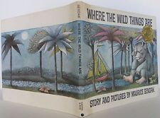 MAURICE SENDAK Where the Wild Things Are INSCRIBED EARLY EDITION