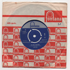 JOAN BAEZ - WE SHALL OVERCOME. (UK, 1963, FONTANA, TF 428)