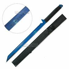 Full Tang Ninja Warrior Sword with Sheath-Blue